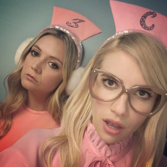 Scream Queens Season 2 Instagram Pictures
