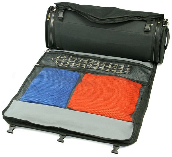 Roll-Up Luggage Carrier
