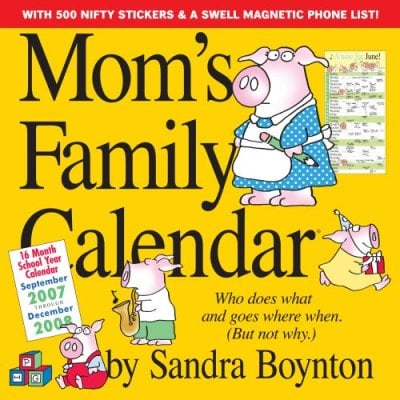 Lil Tip: Family Calendar