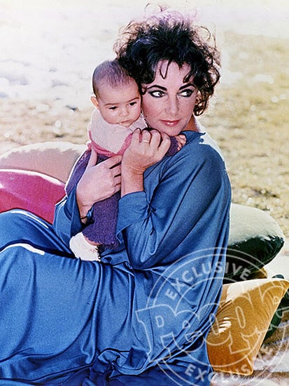 Snuggling in Bed and Playing with Those Famous Diamonds: Elizabeth Taylor's Granddaughter Shares Intimate Memories