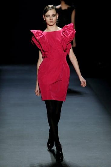 New York Fashion Week: Tadashi Sohji Fall 2009