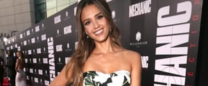 Jessica Alba's Latest Red Carpet Look Is Bold — in the Girliest Way Possible