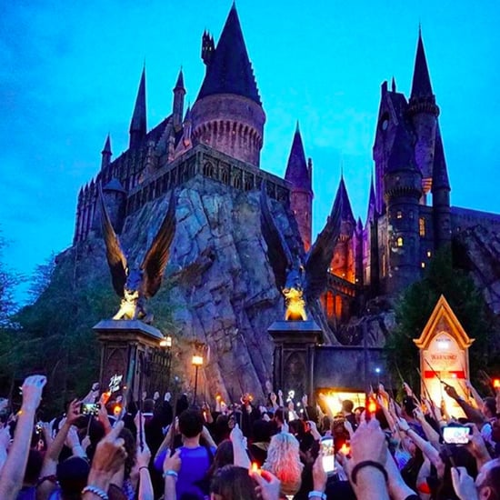 Harry Potter World Memorial For Orlando Victims