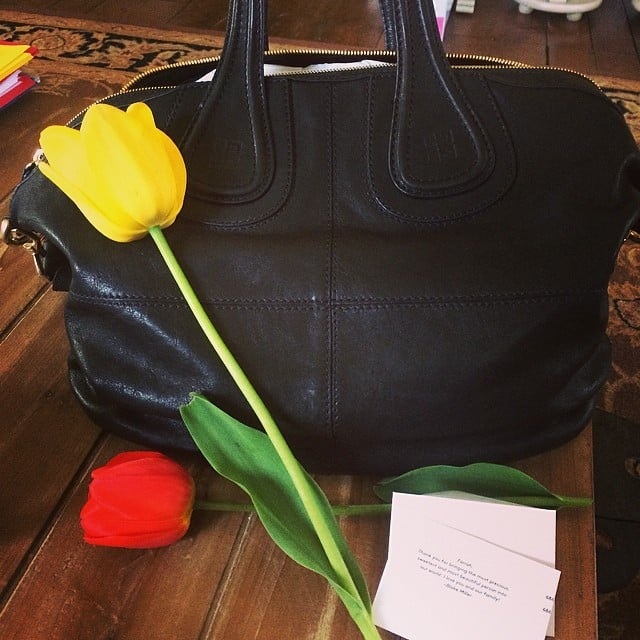 A Little Givenchy to Make Mom Happy