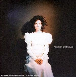 Album Stream: PJ Harvey, White Chalk