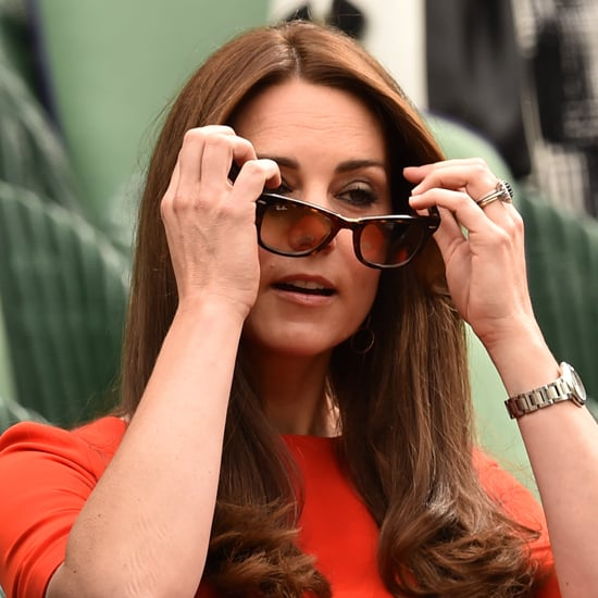The Duchess of Cambridge Wardrobe Malfunction