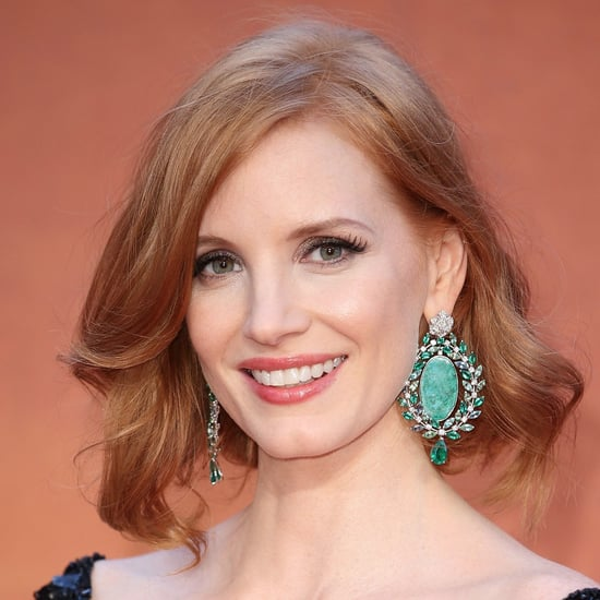 Jessica Chastain's Best Hair and Makeup Looks