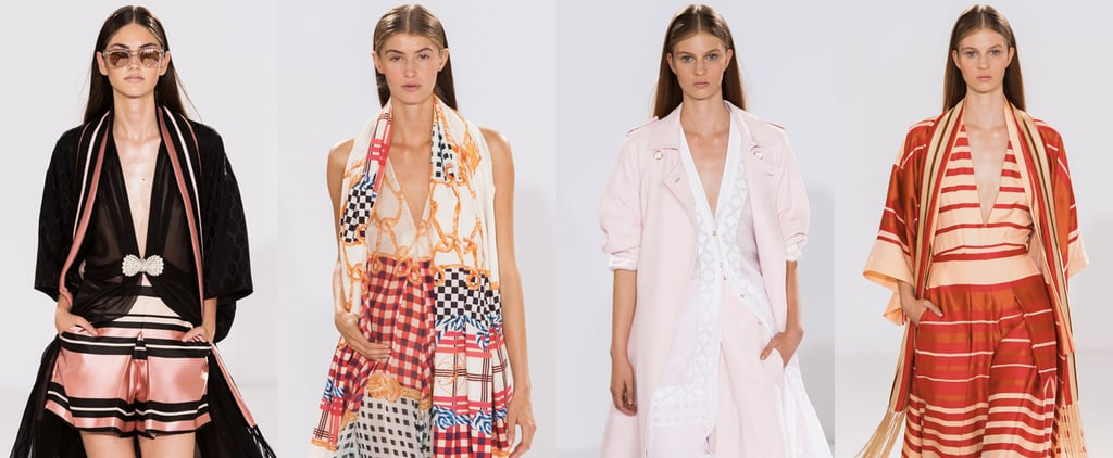Alice Temperley Keeps It Casual For Spring 2015