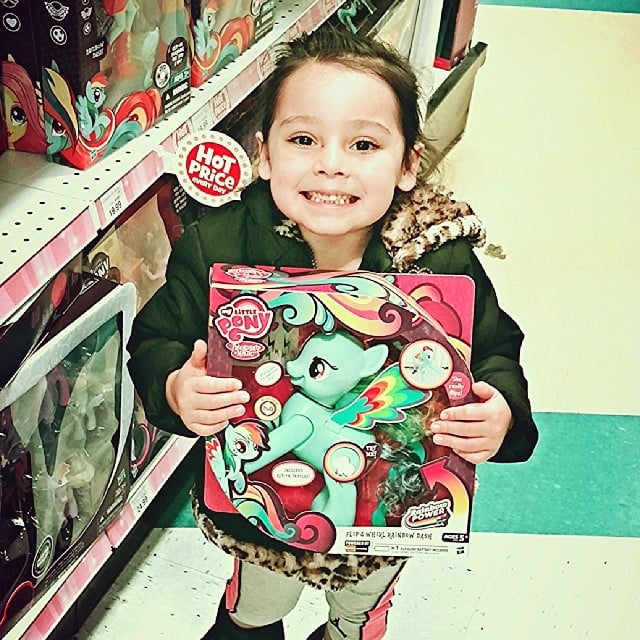 """""""When in any toy store, remember you're the one that's going to have to pick it up."""" — Brigitta D.  Source: Instagram user vinhle_23"""