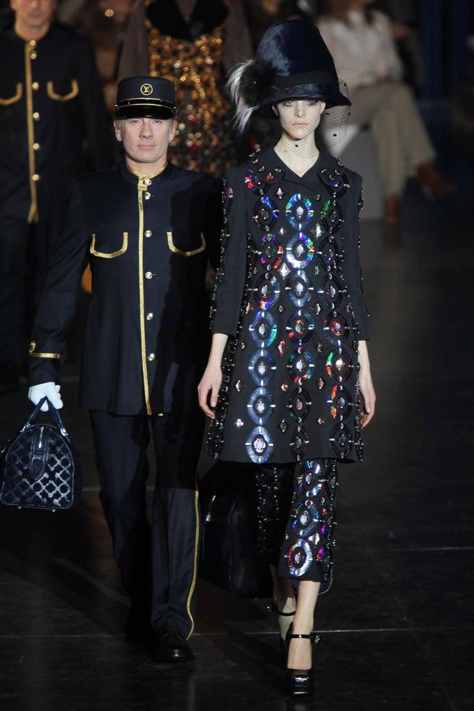 Louis Vuitton Fall 2012 —Plus, Accessories