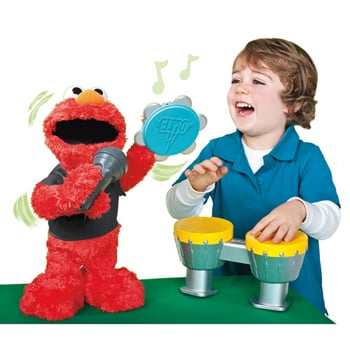 Let's Rock Elmo Review