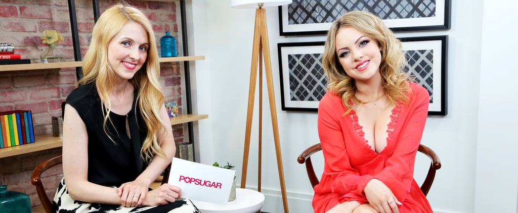 """Liz Gillies Dishes on Having """"Down-to-Earth"""" Drew Barrymore as a Boss"""