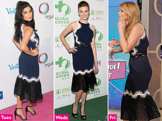 See the $1,127 Dress So Popular, Three Stars Wore it in Four Days