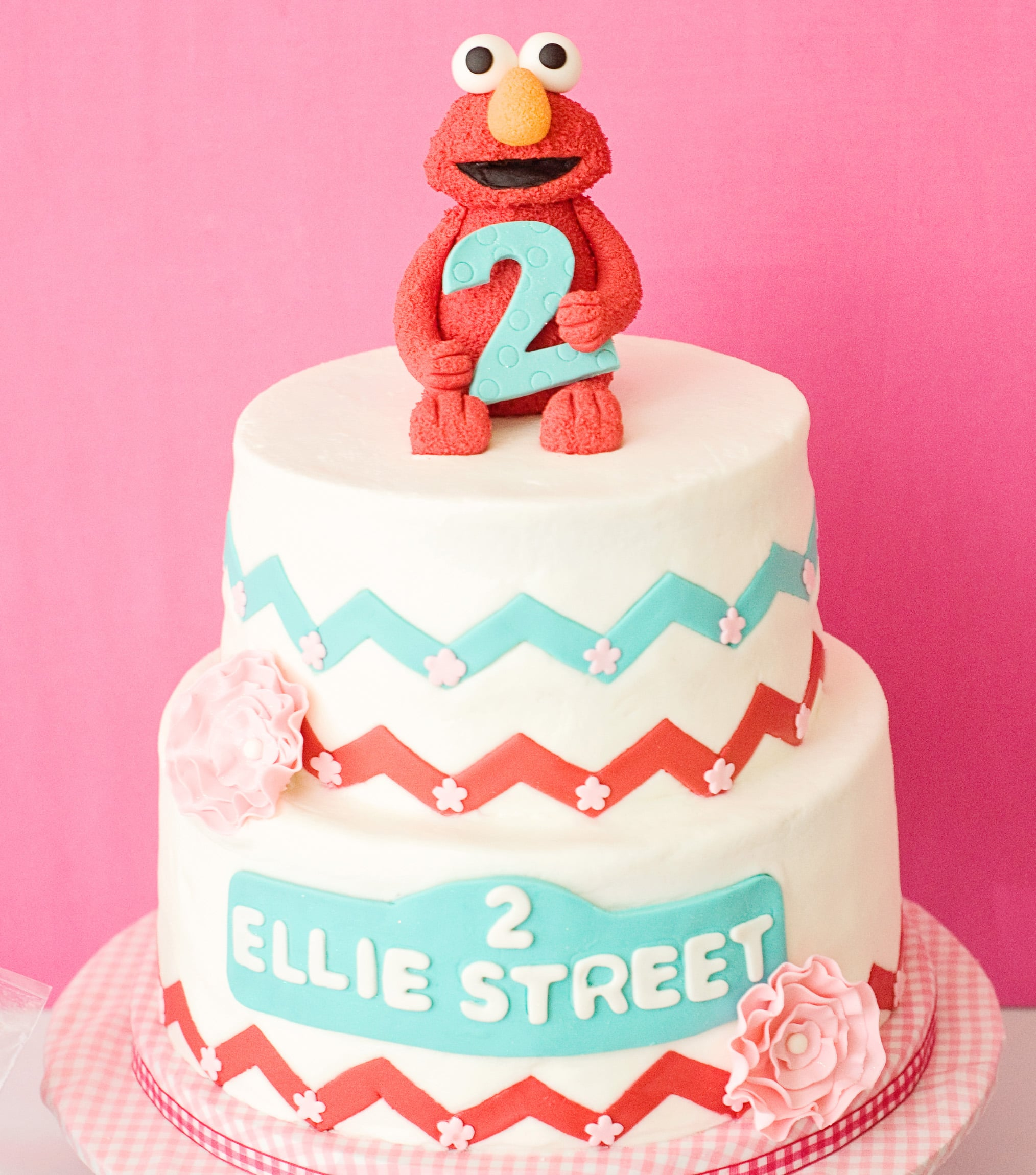 Cake Ideas For Toddler Girl Birthday : Elmo Cake 50 Beautiful Birthday Cake Ideas For Girls ...
