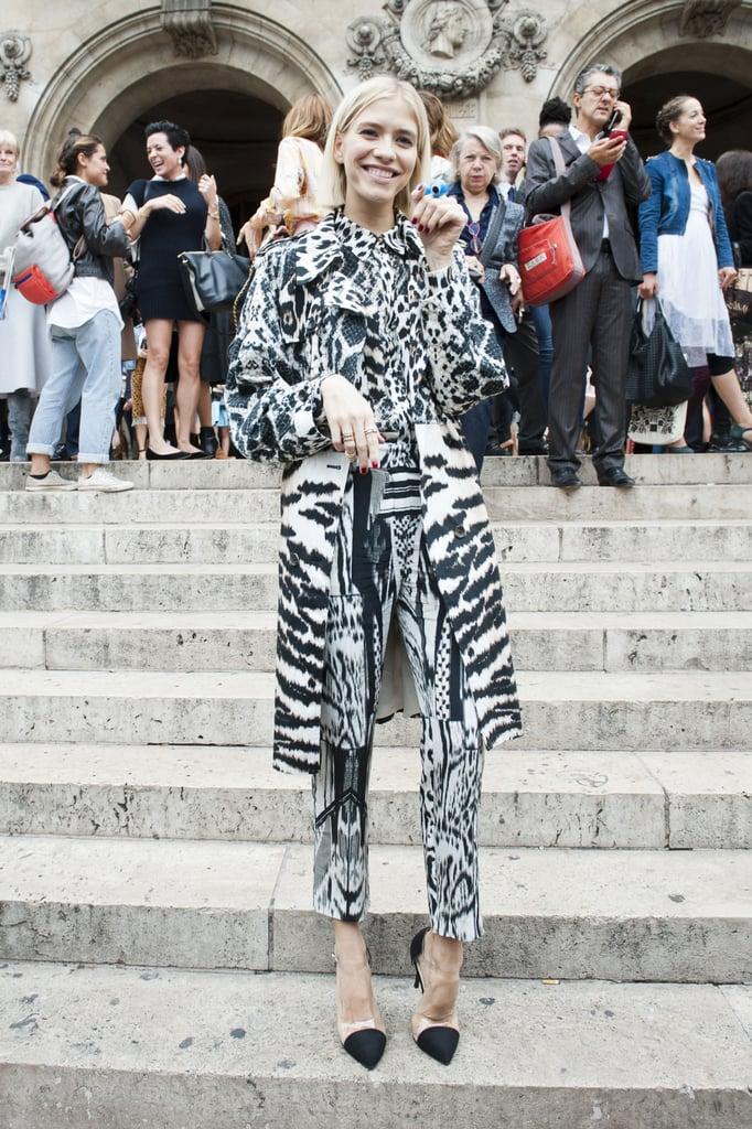 Elena Perminova is a print all-star.