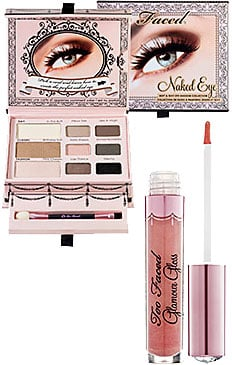 Enter to Win Too Faced Naked Eye Soft & Sexy Eye Shadow Collection and Glamour Glosses