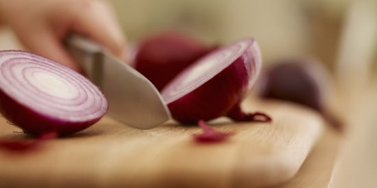 How to Chop an Onion Without Crying Like a 4-Year-Old