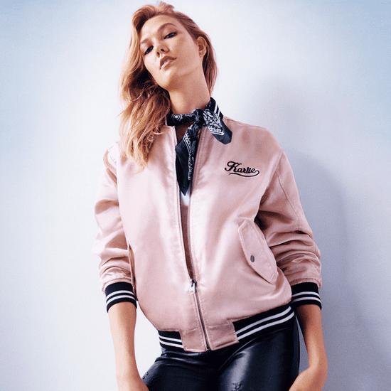 Karlie Kloss Topshop Campaign Spring 2016