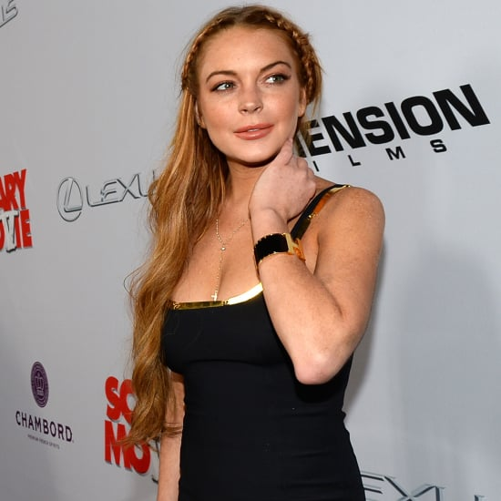Lindsay Lohan Interview on Oprah's Next Chapter