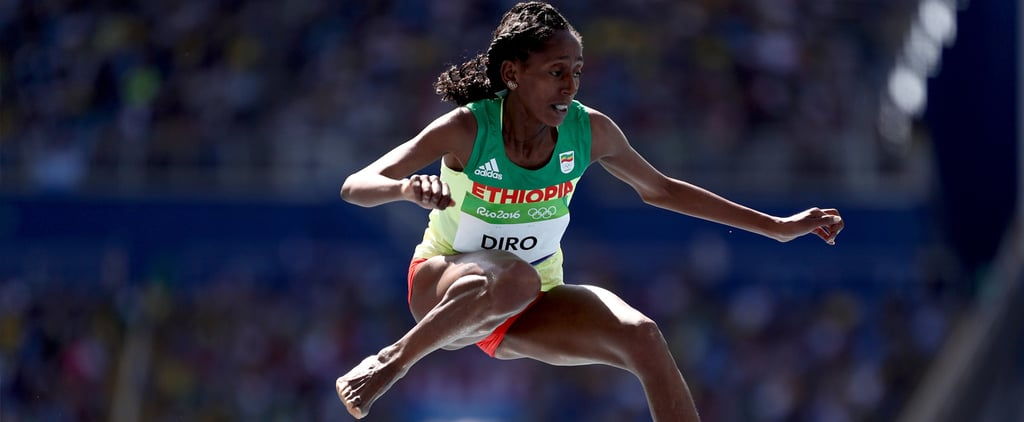 This Olympic Runner Lost Her Shoe, Still Finished the Race Like a Total Badass