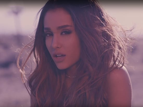 Ariana Grande Lets Her Hair Down in Steamy New 'Into You' Video