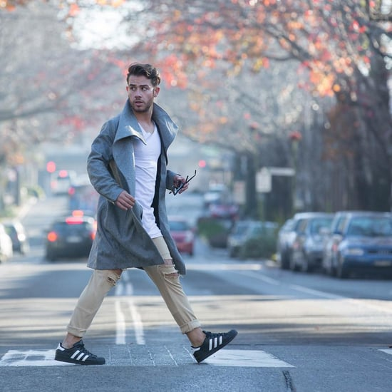 Hass Murad From Sydney Men's Style Guest Edits For ShopStyle