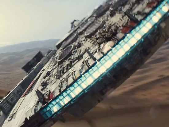 Star Wars: The Force Awakens Ticket Presales Crash Fandango and Other Movie Ticket Sites