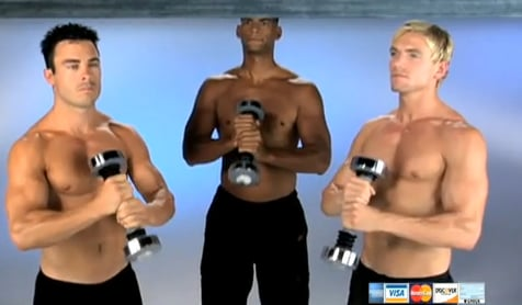 Très Bizarre: The Shake Weight Self-Pumping Free Weight