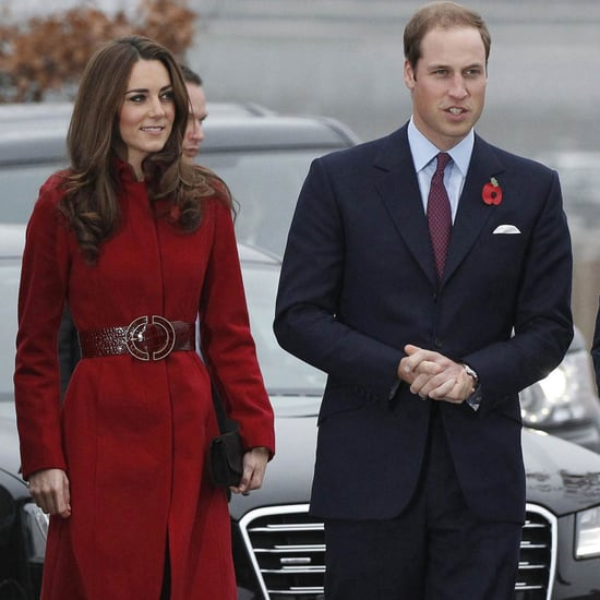 Kate Middleton, Prince William Pictures With Danish Royals