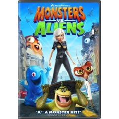 Monsters vs. Aliens ($13)