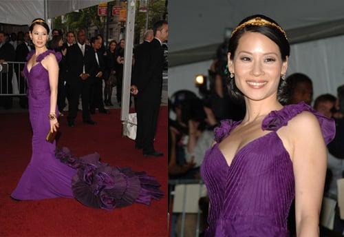 The Met's Costume Institute Gala: Lucy Liu