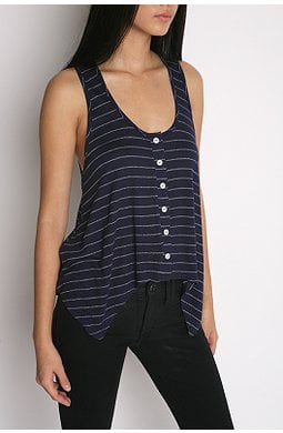 Silence & Noise Striped Tank $28, Urban Outfitters