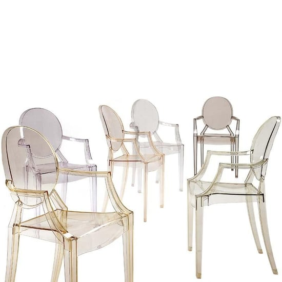 Crave Worthy: Philippe Starck Louis Ghost Chair