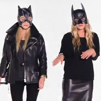 Mary-Kate Olsen and Ashley Olsen Halloween Pictures