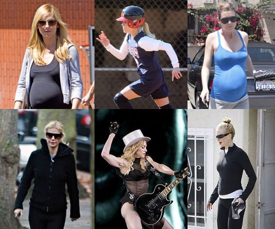 Best of 2009: Who Is the Most Fit Mom of 2009?