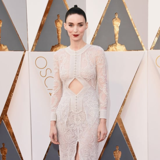 Rooney Mara's Dress at Oscars 2016