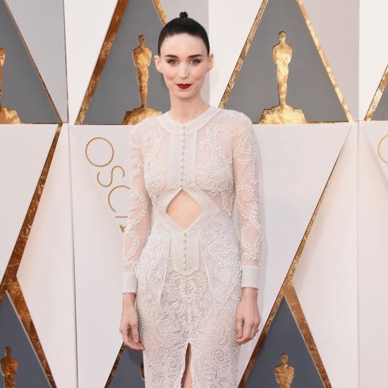 Rooney Mara's Dress at Oscars 2016