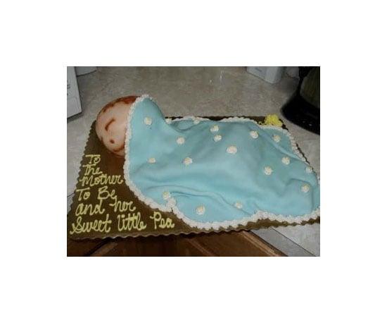 Baby Cakes: Crazy Creepy or Crazy Cute?