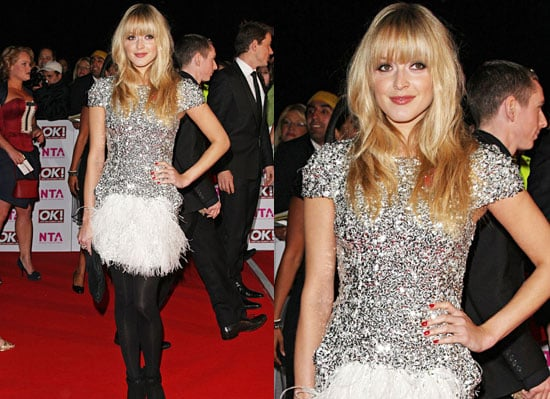 Fearne Cotton at the 2008 National Television Awards