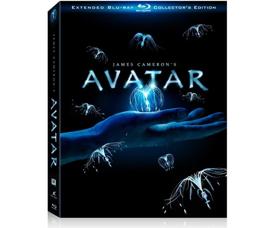 Avatar Three-Disc Collector's Edition (approx $25)