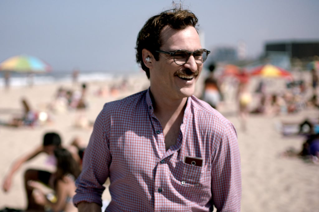 Her  What it's about: Joaquin Phoenix stars in Spike Jonze's film about a man who falls in love with his robotic personal assistant, voiced by Scarlett Johansson. Why we're interested: Jonze (Where the Wild Things Are, Being John Malkovich) consistently delivers uniquely sweet films, and I hope this isn't the exception. Olivia Wilde, Rooney Mara, Amy Adams, and Chris Pratt all costar, if that sweetens the pot for you. When it opens: Dec. 18 Watch the trailer for Her.