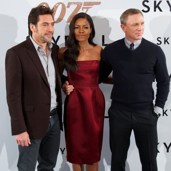 Skyfall Madrid Press Event | Pictures