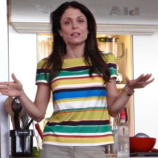 Bethenny Frankel at South Beach Wine and Food Festival