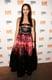 Jennifer Lawrence in Watercolor Dior Dress