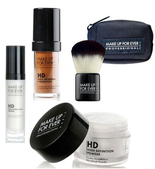 Saturday Giveaway! Make Up For Ever Primer, Foundation, Powder, and Kabuki Brush