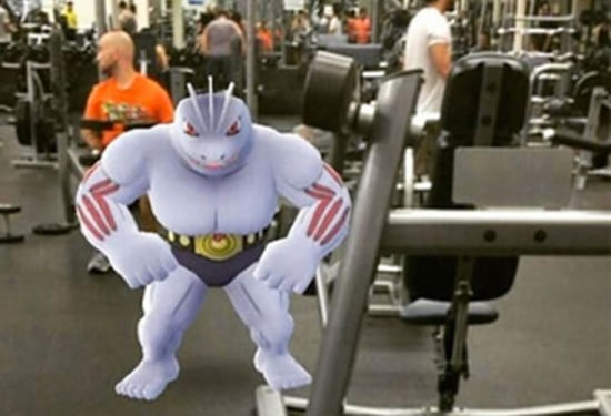 There's Now Officially a Pokémon Go Workout