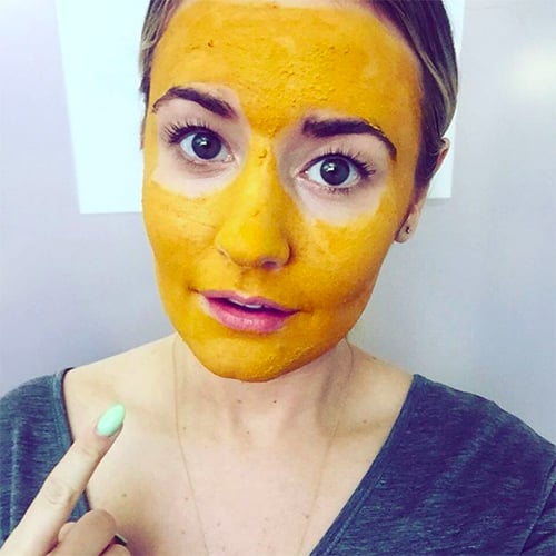 Turmeric Beauty Uses