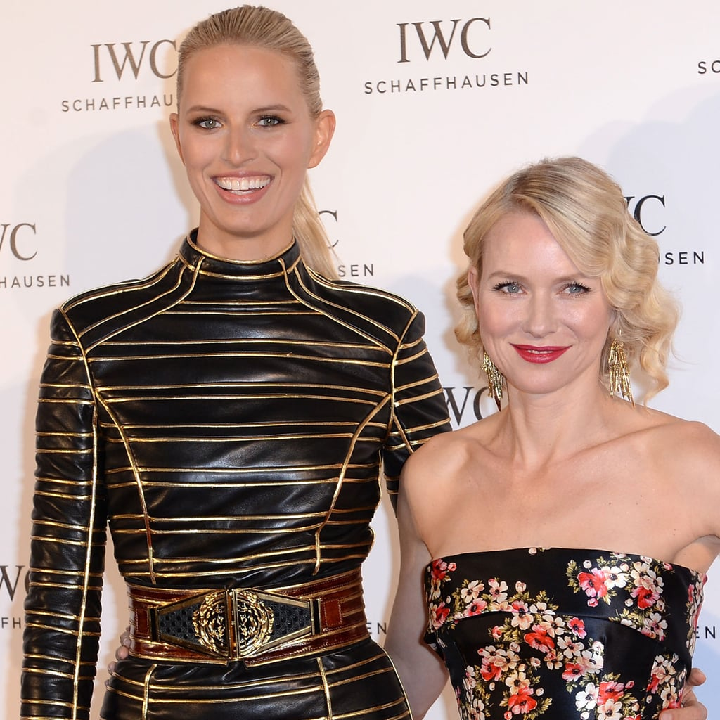 Video: Why Even Naomi and Karolína Step It Up For Cannes