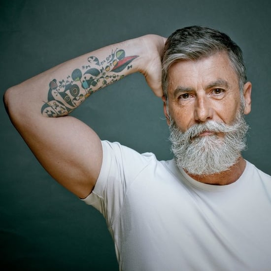 60-Year-Old Male Model