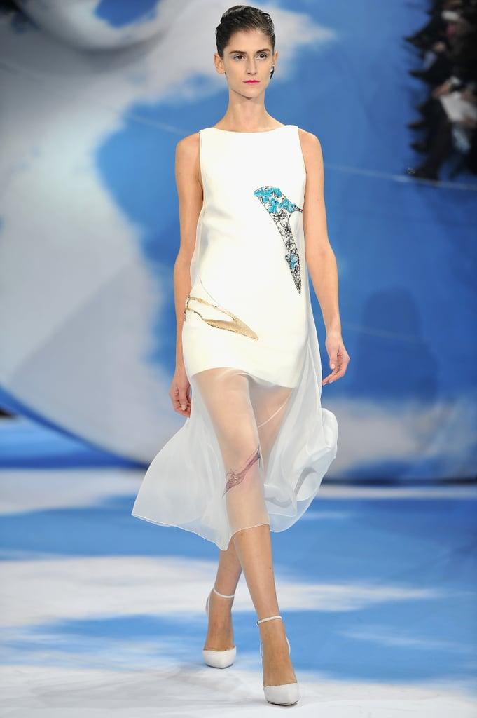2013 Autumn Winter Paris Fashion Week: Christian Dior